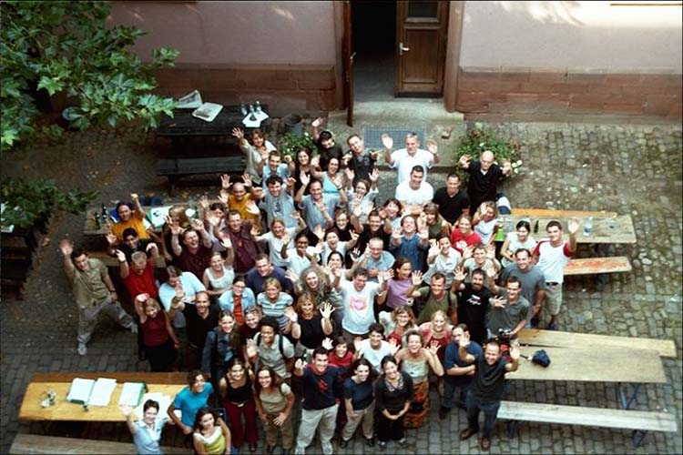 Summer School Marburg 2002
