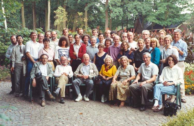 EASP Meeting, Leuven (1991)