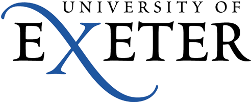 Logo: University of Exeter