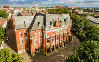 Jagiellonian University, Krakow (Photo by Swifteye)