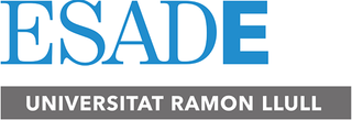 Logo: ESADE Ramon Llull University