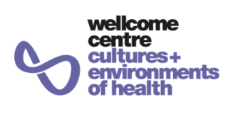 Logo: Wellcome Centre for Cultures and Environments of Health