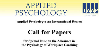 Applied Psychology: An International Review