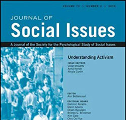 Journal of Social Issues (Cover)