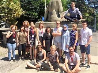EASP Summer School 2018 in Zürich