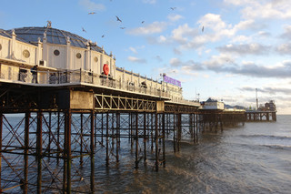 Brighton Pier (Photo by Henry Hemming, CC BY 2.0)