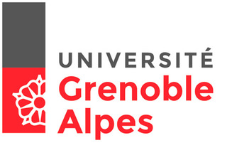 Logo: Université Grenoble Alpes