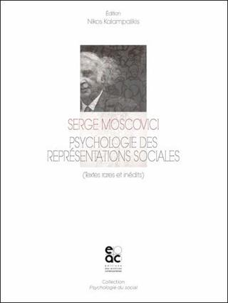 Cover: Serge Moscovici
