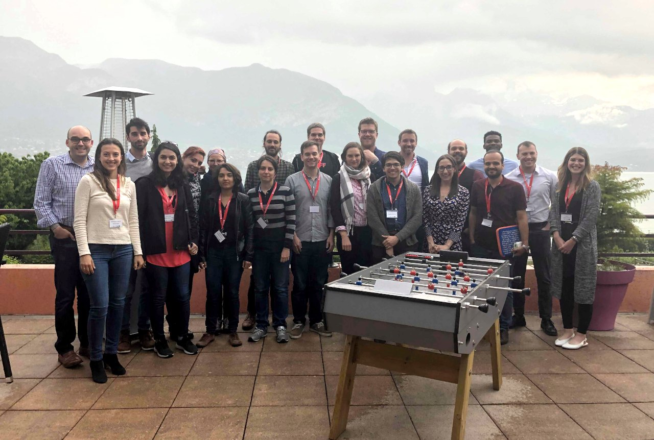 EASP Meeting: Annecy Interpersonal Relationships and Tech