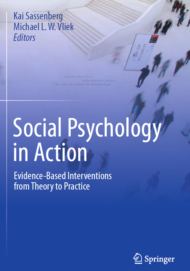 Cover: Social Psychology in Action