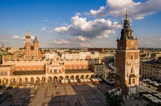 Krakow Old Town (Photo by Swifteye)
