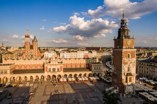 Krakow Old Town (Photo by Swifteye)