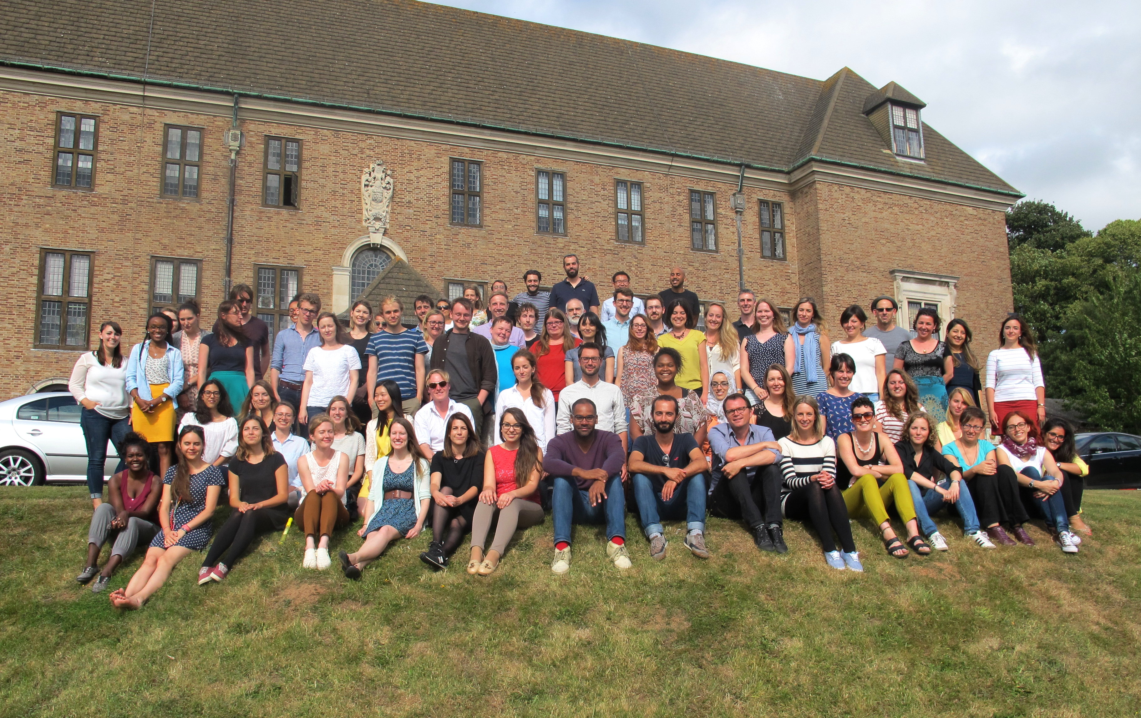 EASP Summer School 2016 (Exeter, UK)
