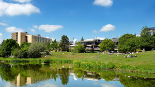 Campus, University of Bath, UK